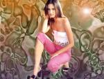 Alessandra Ambrosio - 1024x768