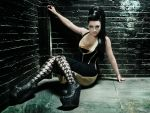 Amy Lee (#40543) desktop wallpaper - 1024x768