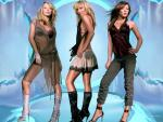 Atomic Kitten (#17613) desktop wallpaper - 1024x768