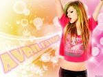 Avril Lavigne (#40947) desktop wallpaper - 1024x768