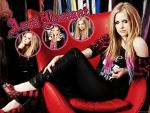 Avril Lavigne (#41057) desktop wallpaper - 1024x768