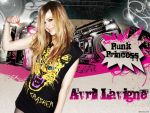 Avril Lavigne (#41090) desktop wallpaper - 1024x768