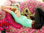Drew Barrymore - 1024x768