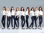 Girls' Generation (#41470) desktop wallpaper - 1024x768