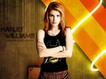 Hayley Williams (#40342) desktop wallpaper - 1024x768