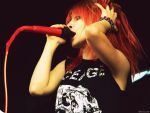 Hayley Williams (#40432) desktop wallpaper - 1024x768