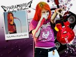 Hayley Williams (#40587) desktop wallpaper - 1024x768