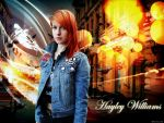 Hayley Williams (#40863) desktop wallpaper - 1024x768