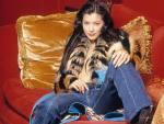 Kelly Hu - 1024x768