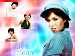 Mandy Moore - 1024x768