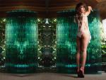 Milla Jovovich - 1024x768