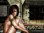 Rihanna (#40509) desktop wallpaper - 1024x768